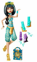 Monster High Cleo de Nile ICH LIEBE SCHUHE I heart Shoes OVP BBR92