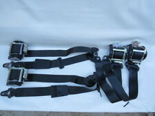 CITROEN C3 NEW MODEL SET OF FRONT AND REAR SEAT BELTS 2017-ON MODELS