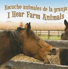 Escucho animales de la granja (Rourke Board Books)-ExLibrary