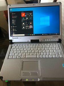 Panasonic Toughbook CF-C2 MK1 TouchScreen i5-3427U@1.8  4 GB RAM 128GB SSD W 10