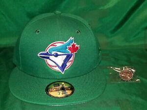 Hat Club Exclusive Kelly Green OTC Toronto Blue Jays Gray UV Hat