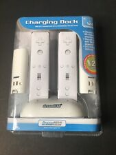 WII DREAMGEAR DUAL CHARGING DOCK FOR WII REMOTES