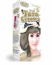 GREY TARO GRAY HAIR PERMANENT CREAM SOFT YOUNG FACE MILKY ESSENCE CONDITIONER