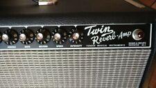 Fender Twin Reverb 65 Amplificatore professionale per chitarra elettrica