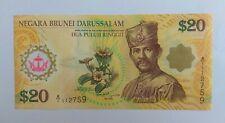 Brunei 2007 Year 20 Dollars