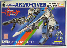 MOSPEADA : ARMO-DIVER AFC-01H 1/72 SCALE MODEL KIT MADE BY IMAI