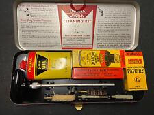 Vintage Outers Gun Cleaning Kit . .38 Unused