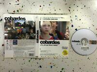 Codardi DVD Y Tu De Che Got Paura Jose Corbacho Y Juan Croce Spagnolo Catalano