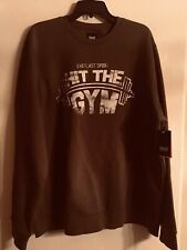 Everlast Sweat Shirt Hit The Gym 2XXL Olive Green