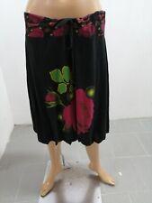 Gonna DESIGUAL Donna Taglia Size L Jupe Femme Skirt Woman Pants p 7210