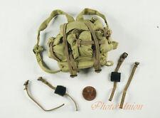 1:6 Scale Action Figure WW2 US Infantry ACU Rangers Frontal Drop Bag DA219+