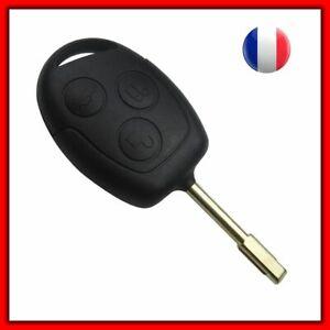 Coque plip Schlüssel Ford C-Max, Fiesta, Focus, Fusion, S-MAX, Ka, Mondeo,