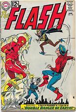 Flash #129, DC 1961 Broome/Infantino, 2nd SA Jay Garrick, JSA in flashback VG