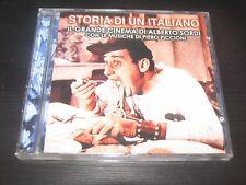 ALBERTO SORDI / PIERO PICCIONI - STORIA DI UN ITALIANO  TV SORRISI 2002  CD