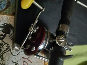 Penn 500 reel and new rod, reel over hauled, great shape