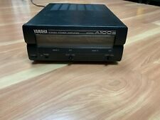 (NS10 Amp) Yamaha A100a Amplifier Designed specifically for the NS-10m Monitors