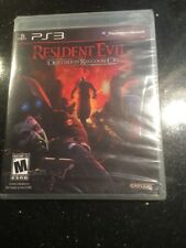 Resident Evil: Operation Raccoon City PlayStation 3  Brand New Factory Sealed