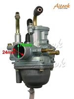 Carburetor Carb For ATV Polaris Predator 90 90cc Manual Choke 2003-2007