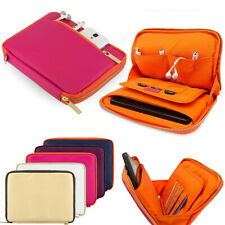 """VanGoddy Leather Tablet Sleeve Pouch Case Bag For 8"""" Lenovo Tab M8 HD/Tab M8 FHD"""