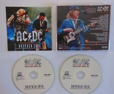 AC/DC   ***   BUFFALO 2016   ***     AXL ROSE    AC DC            AC / DC