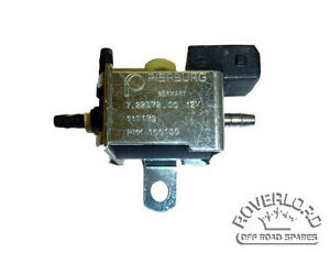 Land Rover DISCOVERY/DEFENDER TD5 TURBO WASTE GATE BOOST CONTROL VALVE PMK100130