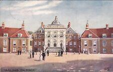 NETHERLANDS - Den Haag - Huis Ten Bosch - Tuck & Sons Oilette 1924
