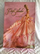 """Barbie 16091 """"Pink Splender"""" Nrfb Coa #01746"""