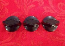 Set Of 3, Briggs And Stratton Control Knob 299858