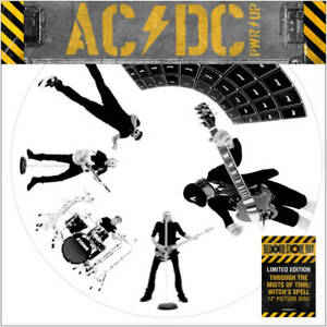 AC/DC - THROUGH THE MISTS OF TIME / WITCH'S SPELL - LTD. PICTURE VINYL  RSD 2021