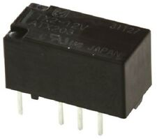 Panasonic TX212 DPDT Non-latching Relay PCB Mount 12v DC Coil 2 a