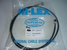 MAZDA RX2 CAPELLA LATE CLIP ON SPEEDO SPEEDOMETER CABLE 0370-60-070