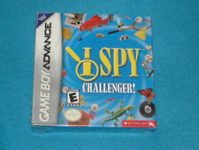 NEW I Spy Challenger Game Boy Advance Gameboy