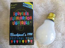5x  WHITE 25W B22 BC Bayonet Lamp Light Bulb 240V Old Style Vintage Brass Cap