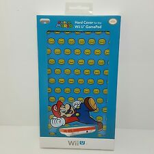Official Super Mario Hard Protective Cover shell for Wii U Gamepad controller