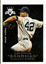 Mariano Rivera New York NY Yankees 2015 Panini DK Also Known As Sandman #3 Mint