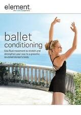 Ballet Barre Toning EXERCISE DVD - ELEMENT Ballet Conditioning!