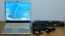 "14"" Laptop Notebook Fujitsu Siemens S7110 Core Duo 1,66GHz 80GB 2GB Win XP RS232"
