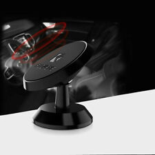 Floveme 360 Degree Rotatable Car Magnetic Phone Holder Stand Mount Accessories (Fits: Charger)