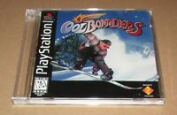 Cool Boarders (Game & Manual) Playstation PS1 Fast Shipping