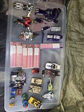 G1 transformer lot shockwave dinobots jets cards