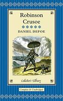 Robinson Crusoe (Collector's Library) by Defoe, Daniel Hardback Book The Fast