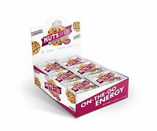 Betty Louis Energy Balls Peanut Butter Choc Chip 1.7 oz 12 count Best By 9/2/17