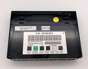 OEM 06-13 GMC Arcadia AWD SLE1 BCM Body Control Module Brain Computer Unit