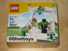 LEGO 40165 Wedding Favor Set 2016 NEW