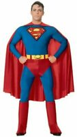 Rubie's Men's Adult superman costume, As Shown, Extra, As Shown, Size X-Large G6