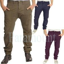 Cargo, Combat Regular Length Coloured Mid Rise Jeans for Men