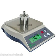 Digital Weigh Scale 500g x 0.01 Gram Tree KHR-502 Table Top Accurate Lab Balance