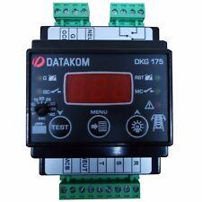 DATAKOM DKG-175 Generator/Mains Automatic transfer switch controller (ATS)_
