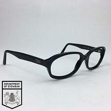 SERGIO TACCHINI Eyeglass NERO OVALE CORNICE AUTENTICO. MOD: S.T.1554-S