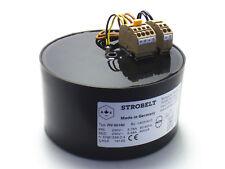 Trenntransformator Trenntrafo Ringkerntransformator 230V / 230V, 800VA Strobelt